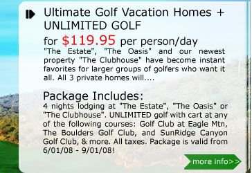 Unlimited Golf Hot Deal