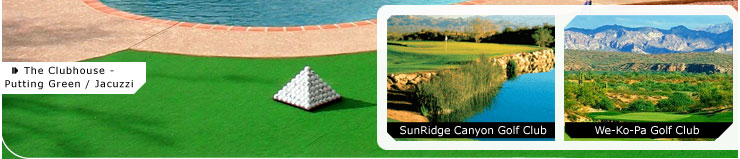 Hot Deal Pictures: SunRidge Canyon Golf Club, We-Ko-Pa Golf Club