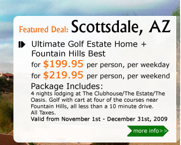 Ultimate Golf Estate Home + Fountain Hills Best!