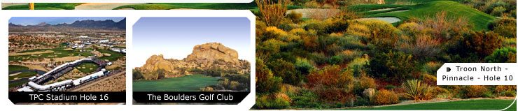 Hot Deal Pictures: TPC Stadium Hole 16, The Boulders Golf Club