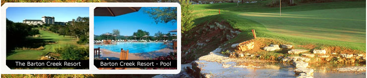 Hot Deal Pictures: The Barton Creek Resort, Barton Creek Resort - Pool