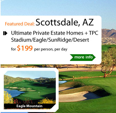 Ultimate Private Estate Homes + TPC Stadium/Eagle/SunRidge/Desert