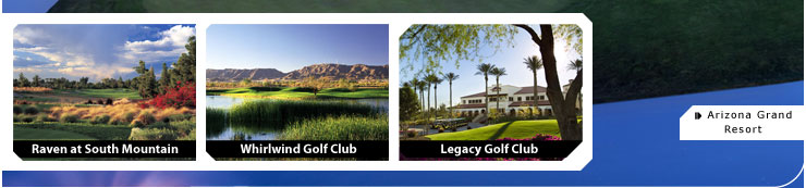 Hot Deal Picture: Raven at South Mountain, Whirlwind Golf Club, Legacy Golf Club