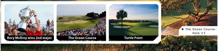 Hot Deal Picture: Rory McIlroy wins 2nd major, Big crowds at Kiawah Island, Turtle Point