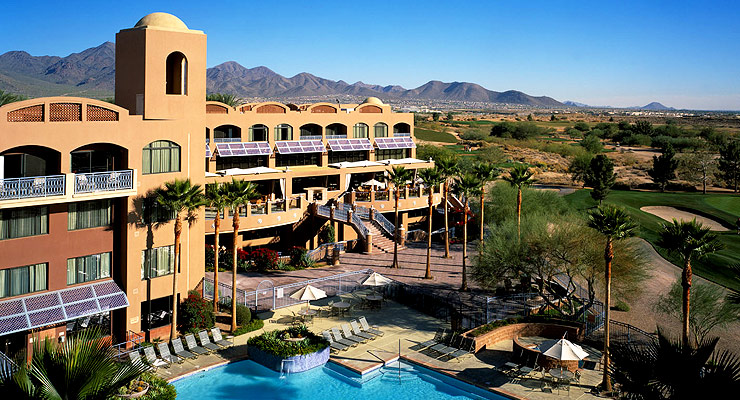 The Marriott at McDowell Mountains