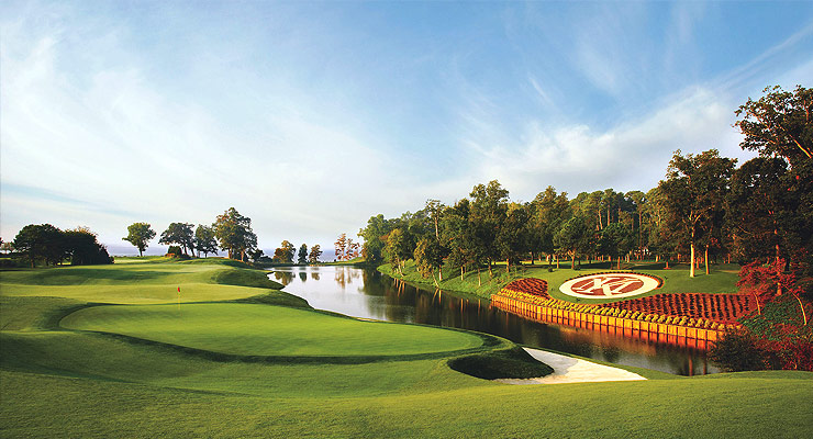 Kingsmill Golf Resort - The River Course