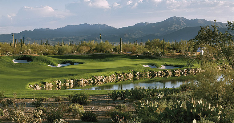 Golf Club at Dove Mountain