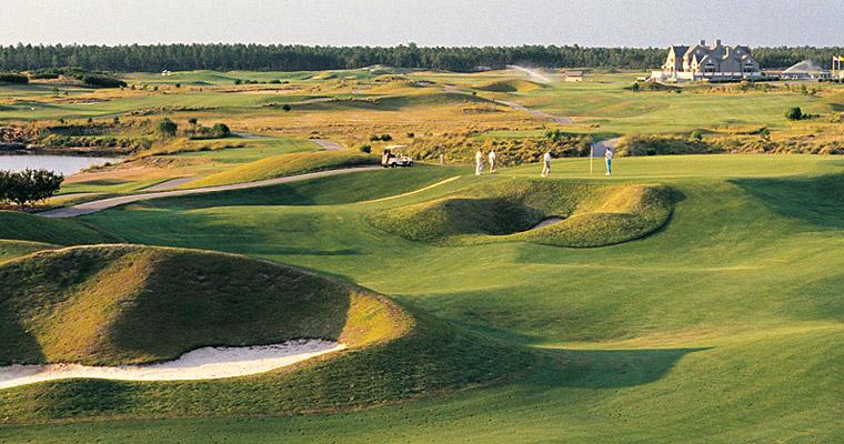 Legends Moorland Course