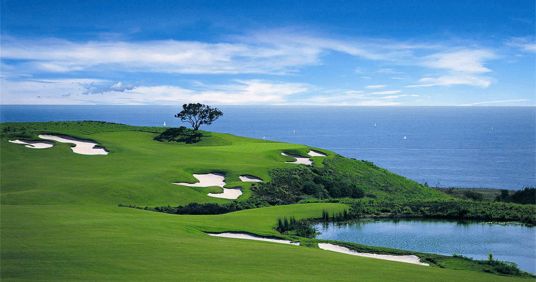 Pelican Hill - Ocean North Course