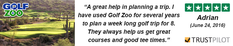 Ready about Golf Zoo on TrustPilot