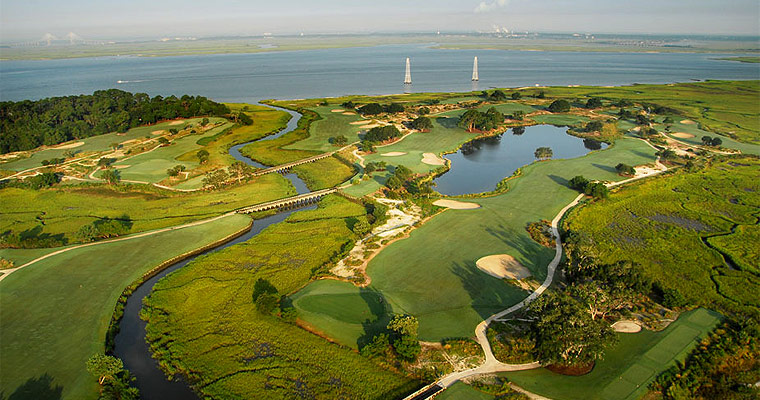 Sea Island - Seaside Course