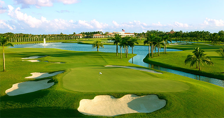 The Blue Monster - Trump National Doral Miami