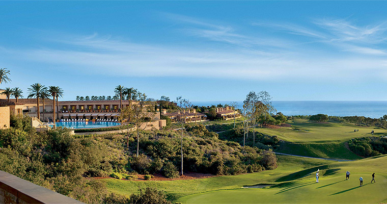 The Pelican Hill Resort
