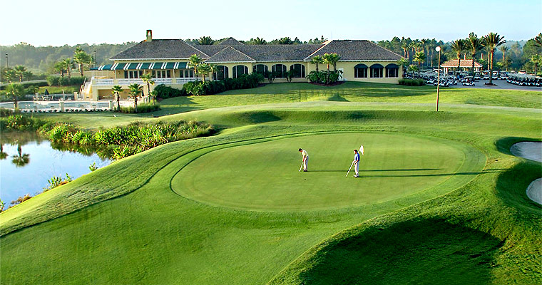 LPGA International - Jones Course