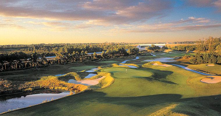 Barefoot Resort Golf Course