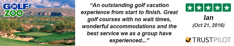 Read about Golf Zoo on TrustPilot