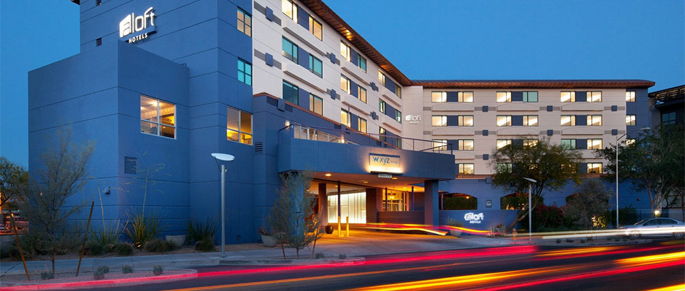 Aloft Scottsdale - Stay in 'Oldtown' and play unlimited golf for $119 per person, per day!