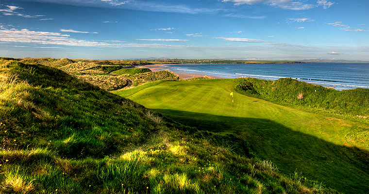 The Ballybunion Golf Club