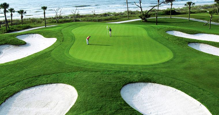 Palmetto Dunes - Robert Trent Jones Oceanfront Course
