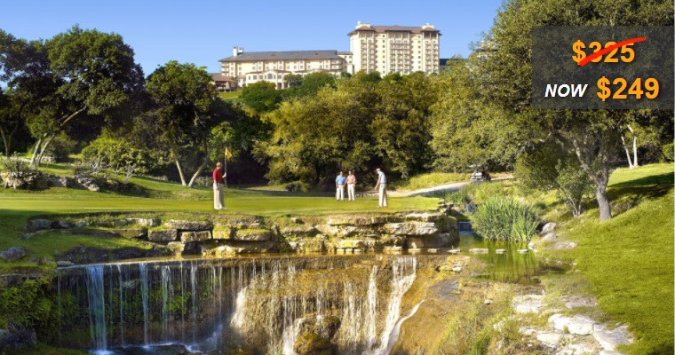 The Omni Barton Creek Resort