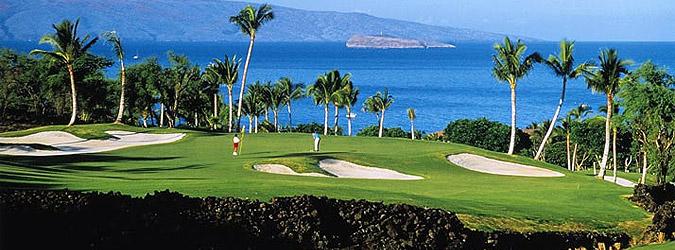 Maui Hawaii Kaanapali Golf Course