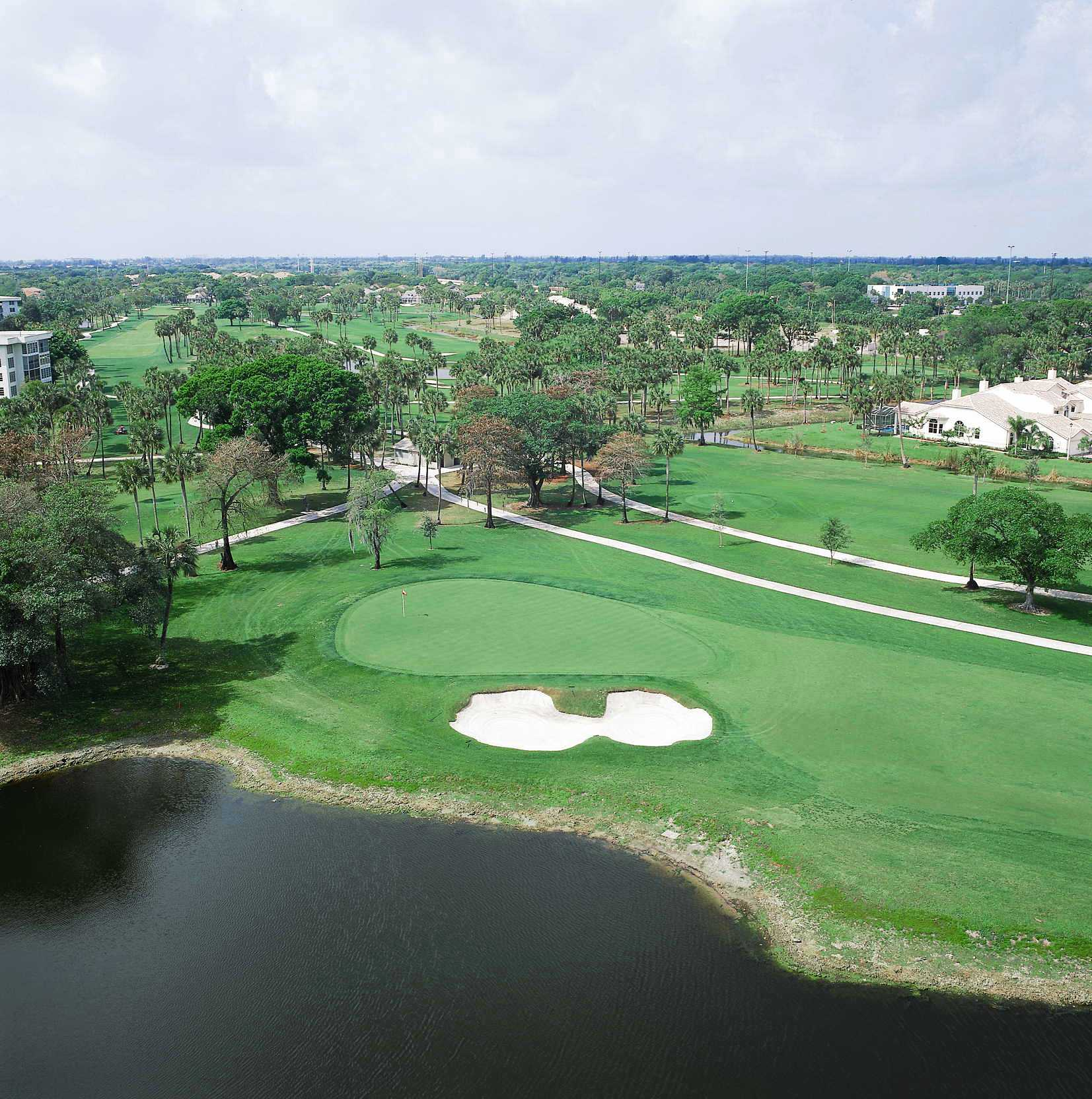 Palm Aire Country Club Mighty Oaks Course