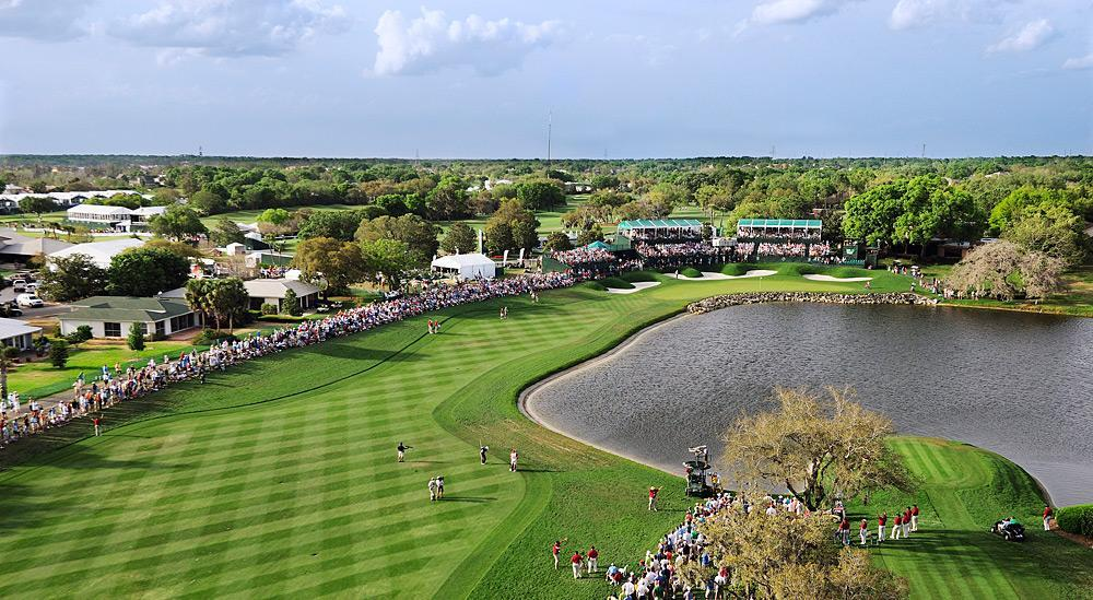 Arnold Palmers Bay Hill Club Championship Course