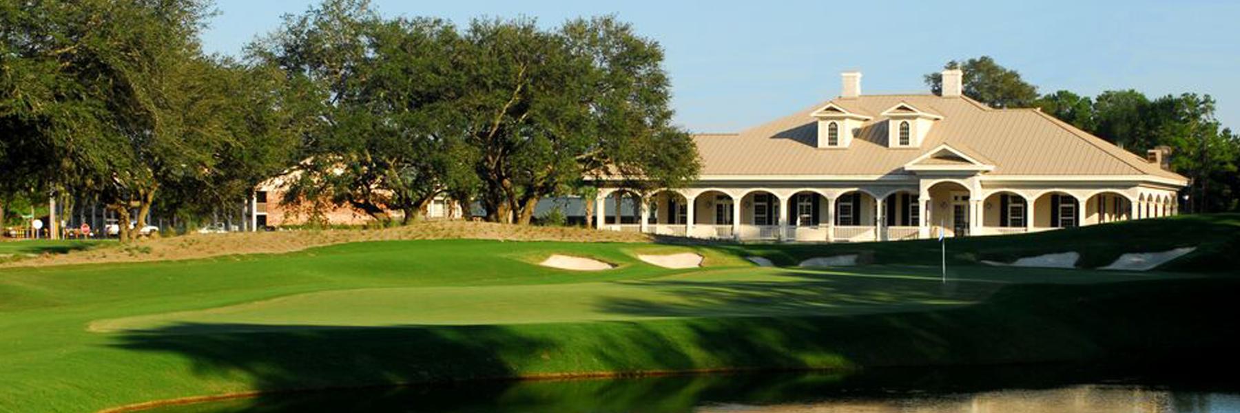 River Club Golf Course Pawleys Island South Carolina