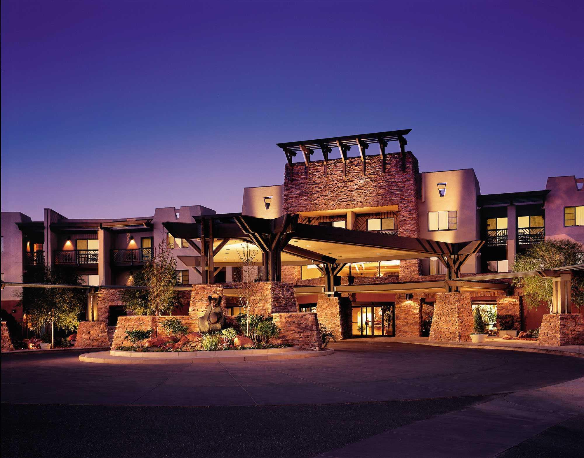 Las Vegas 2 Bedroom Suites Deals Hilton Sedona Resort And Spa