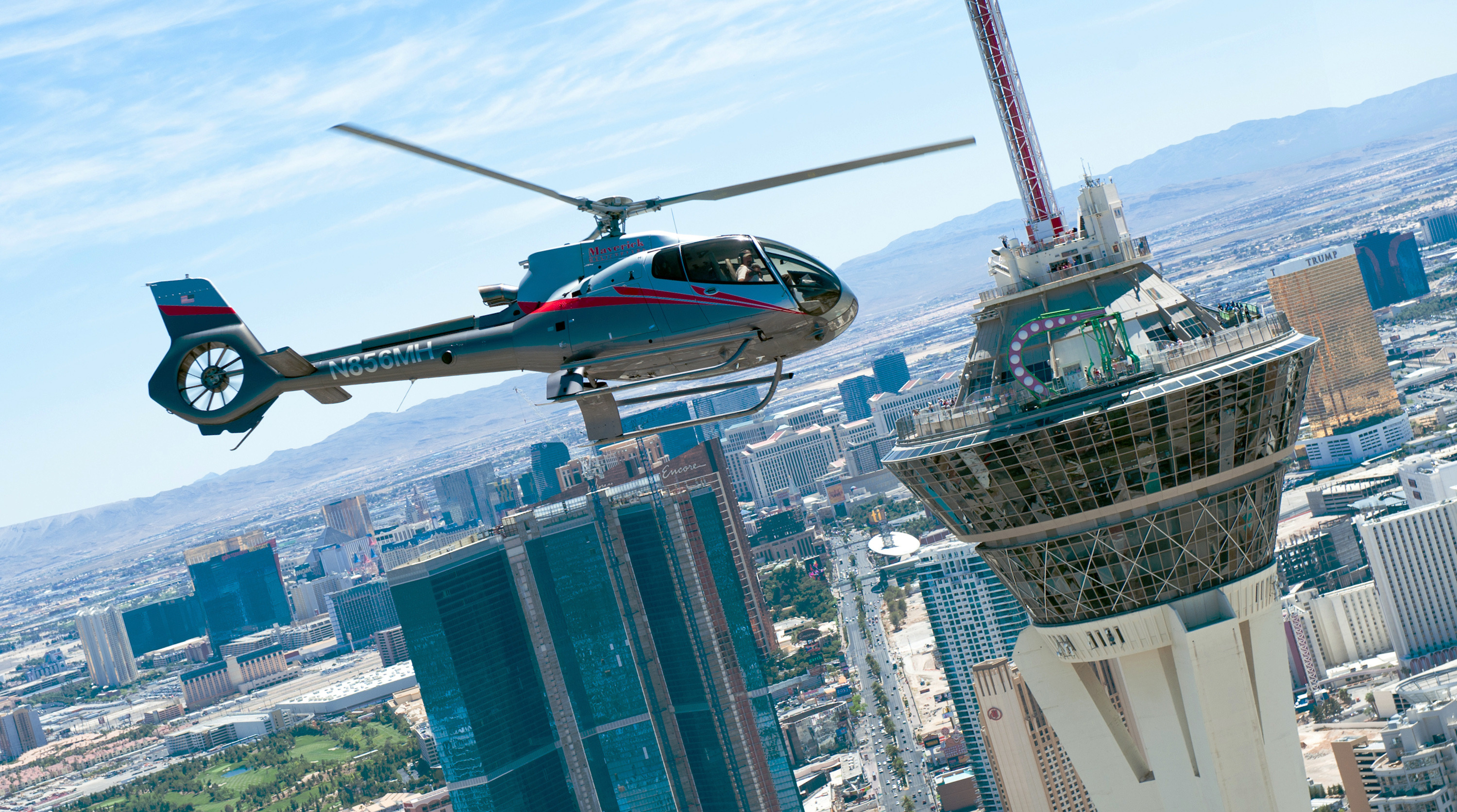Maverick Vegas Helicopter Tours