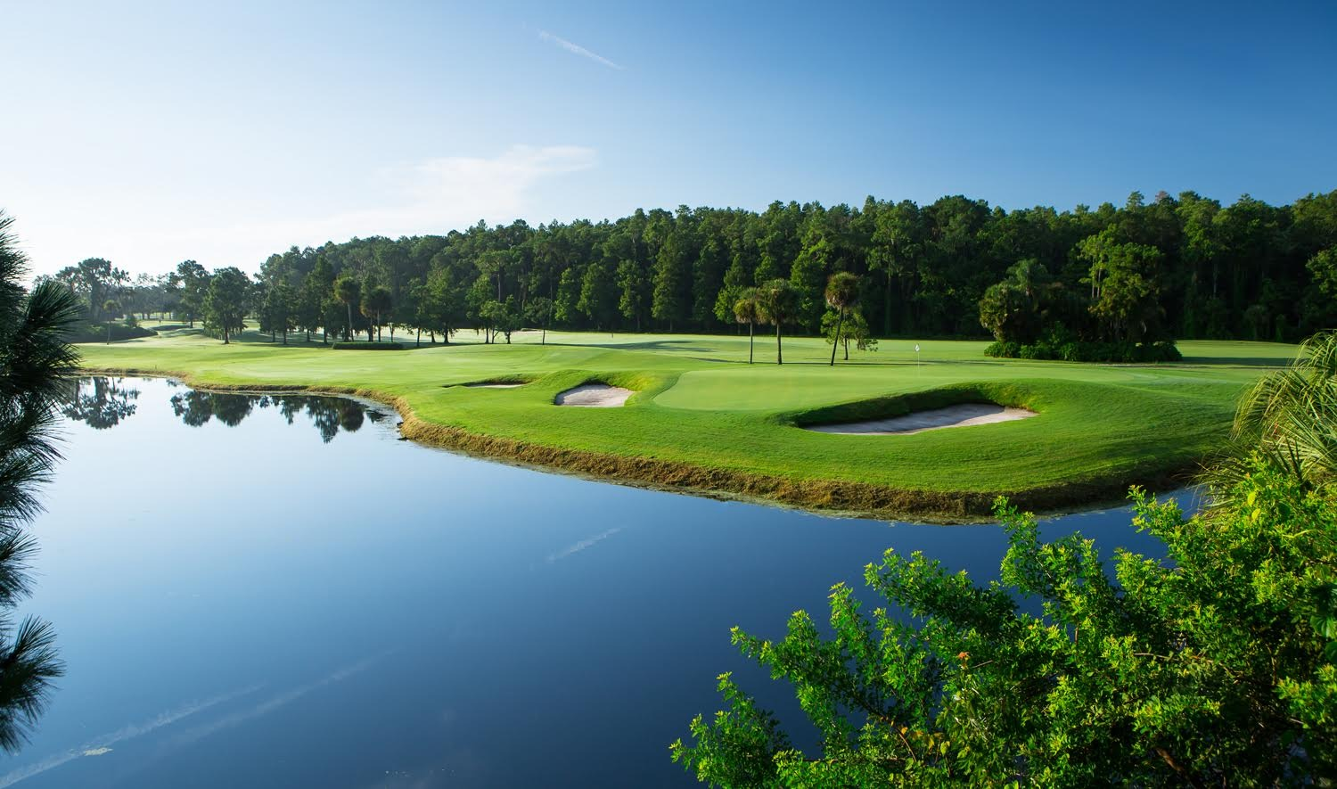 Orlando Golf Vacation Packages Disneys Palm Golf Course