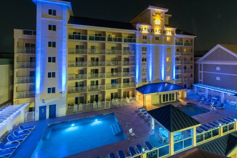 The Park Place Hotel Ocean City Md