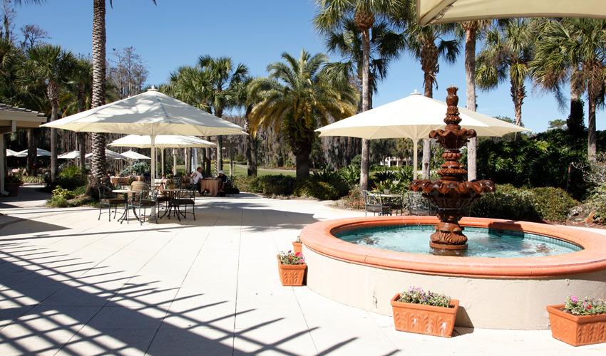 Saddlebrook resort for Saddelbrook