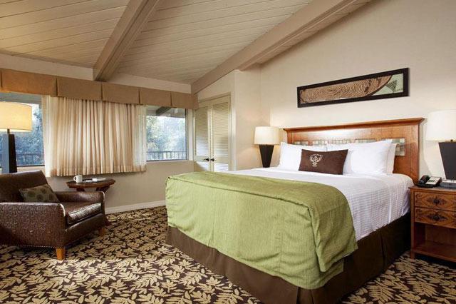 Sycuan Casino Hotel Rooms