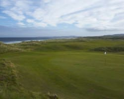 North and North West-Golf excursion-Ballyliffin - Glashedy Links