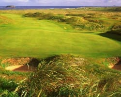 North and North West-Golf expedition-Ballyliffin - Glashedy