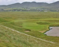 North and North West-Golf tour-Ballyliffin - Glashedy Links