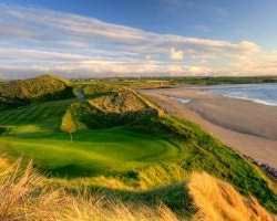 South West-Golf tour-Ballybunion Cashen