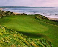 South West-Golf holiday-Ballybunion Cashen