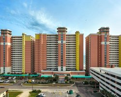 Myrtle Beach-Lodging travel-Bay Watch Resort