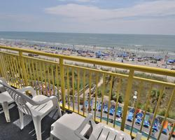 Myrtle Beach- LODGING weekend-Bay Watch Resort