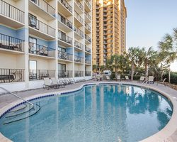 Myrtle Beach- LODGING trip-Carolinian Beach Resort