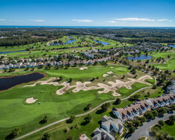 Ocean City DE Shore-Golf travel-Bear Trap Dunes Golf Club - Bethany Beach DE -Daily Rate