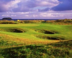 North and North West-Golf expedition-Ballyliffin - Old Links
