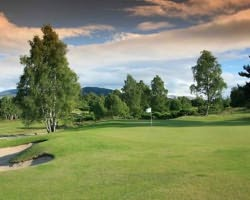 Scottish Highlands-Golf vacation-Boat of Garten