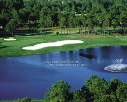 Myrtle Beach-Golf holiday-Sea Trail Plantation amp Golf - Byrd Course-Daily Rates