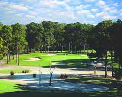 Myrtle Beach-Golf trek-Sea Trail Plantation amp Golf - Byrd Course-Daily Rates