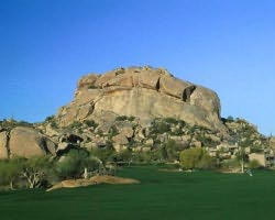 Phoenix Scottsdale- GOLF excursion-Boulders Resort North-Daily Rate