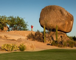 Phoenix Scottsdale- GOLF holiday-Boulders Resort South-Daily Rate
