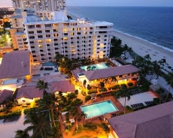 Fort Lauderdale-Lodging expedition-Beachcomber Resort Villas-Ocean View Room